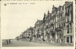 Middelkerke -- Digue  De  Mer.     (2 Scans) - Middelkerke