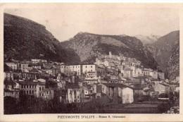 CAMPANIA-CASERTA-PIEDIMONTE D'ALIFE VEDUTA PANORAMA RIONE S.GIOVANNI ANNI/30 - Italia