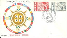Europa   26 09 1965  Reims - 1965