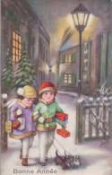 Bonne Année, Enfants Et Jouets (9629) - Nieuwjaar
