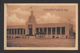 DF / ALGERIE / ORAN / EXPOSITION GENERALE DU CENTENAIRE / LE GRAND PALAIS / ARCHITECTE M. WOLFF - Oran
