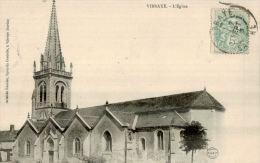 CPA VIBRAYE  ,  L'église - Vibraye