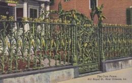 The Corn Fence 915 Royal Street New Orleans Louisiana