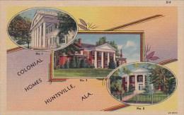 Colonial Homes Huntsville Alabama - Huntsville
