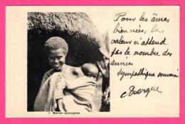 Ethiopie - Maman Gouraghée - DURRÉ DAOUA - 1932 - Etiopía