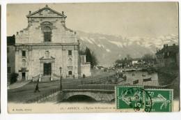 Ref 196 - ANNECY - L'église Saint-François (1908) - Annecy