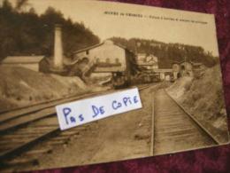 LA JASSE Mines De Cessous Usine à Boulets Et Ateliers De Criblages, - Mines