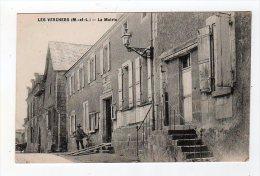 Mar15   4968373     Les Verchers   La Mairie - Autres Communes