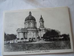 TORINO UN SALUTO DA SUPERGA LA BASILICA - Churches