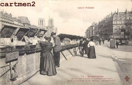 TOUT PARIS LES BOUQUINISTES QUAIS DES GRANDS BOULEVARDS LIBRAIRE METIER 75 - Petits Métiers à Paris