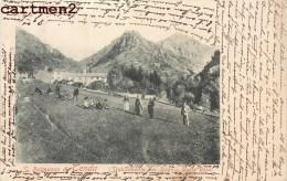 SAN DALMAZZO DI TENDA STABILIMENTO DEI BAGNI VALLE ROJA ETABLISSEMENT THERMAL 1900 - France