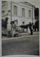 37 SAINT ETIENNE DE CHIGNY PHOTO MAISON GARAGE BELLES PLAQUE EMAILLEES 1939 - Places