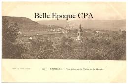 54 - FROUARD - Vue Prise Sur La Vallée De La Moselle +++ Phot. G. Cuny, Nancy, #297 ++++++ RARE - Frouard