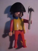 1 FIGURINE FIGURE DOLL PUPPET DUMMY TOY IMAGE POUPÉE - MAN PIRATE ONE LEG PLAYMOBIL GEOBRA - Playmobil