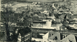 CPSM -Lobbes -  Le Pont Et La Grattiere - Ligne De Chemin De Fer  - Circulée   - Édit° Maison Namur- TBE - - Lobbes