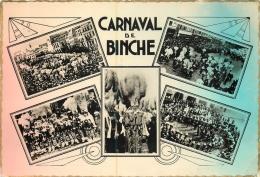 CARNAVAL DE BINCHE AVEC GILLES - Binche