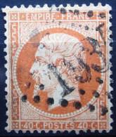 GC 1934 Sur 23               LANDERNEAU            FINISTERE - Marcophilie (Timbres Détachés)