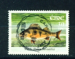 IRELAND  -  2001  Fish  30p  Used As Scan