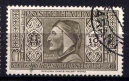 Italia Regno 1932 Sass.314 Usati/Used VF/F - Usati