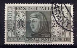 Italia Regno 1932 Sass.312 Usati/Used VF/F - Usati