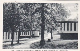 Tall Timbers Louisiana Baptist Woman's Missionary Union Camp Art