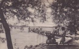 Camp Kosciusko Winona Lake Indiana Artvue - Scouting