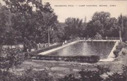 Swimming Pool Camp Hantesa Boone Iowa Artvue - Scouting