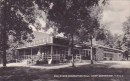 Ann Mckee Recreation Hall Camp Grandview Y W C A Artvue - Scouting