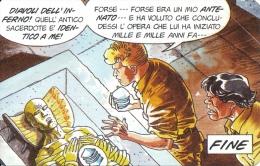 OMAGGIO PUBBLICA C&C 3510 - Golden 1215PF NUOVA (mint) Martin Mystere - Italië