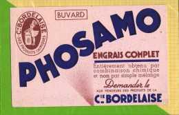 Buvard & Blotting Paper  :PHOSAMO Engrais Complet  Cie Bordelaise - Agriculture