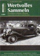Wertvolles Sammeln # 2/2015 Neu 15€ MICHEL Sammel-Magazin Luxus Information Of The World New Special Magacine Of Germany - Bücher, Zeitschriften, Comics