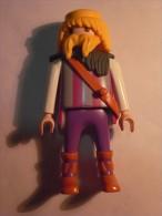1 FIGURINE FIGURE DOLL PUPPET DUMMY TOY IMAGE POUPÉE - MAN VIKING PLAYMOBIL GEOBRA 2002 - Playmobil