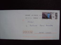 Enveloppe Montimbrenligne 0.61€ Thème Hortensias - Plants