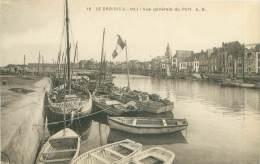 44 - LE CROISIC - Vue Générale Du Port - Le Croisic