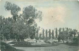 78 - MANTES - Jardins De L'Ile Des Dames - Mantes La Jolie