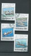 Bahamas 1984 Lloyds of London Shipping & Insurance set 4 FU