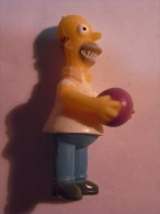 1 FIGURINE FIGURE DOLL PUPPET DUMMY TOY IMAGE POUPÉE - SIMPSONS HOMER FOX - Other