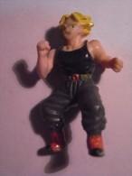 1 FIGURINE FIGURE DOLL PUPPET DUMMY TOY IMAGE POUPÉE - DRAGON BALL SON GOKU 1989 - Dragon Ball
