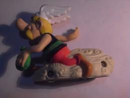 1 FIGURINE FIGURE DOLL PUPPET DUMMY TOY IMAGE POUPÉE - ASTERIX OBELIX GOSCINNY URDERZO 2007 - Asterix & Obelix