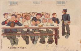 1904 D. Reich MILITARIA EF. BESSERE Karte Hildesheim/Aldermissen. MK