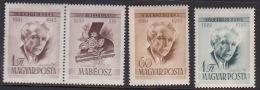 Hungary 1955 Bartok MNH - Hungary