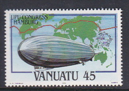 Vanuatu 1984 Hamburg Congress MNH - Vanuatu (1980-...)