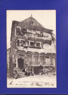 é663) 9)   LAMBALLE  Maison 1902   DOS SIMPLE (TTB ETAT) - Lamballe