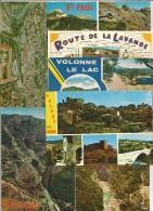 Cp , 04 , Alpes De Haute Provence , Greoux, Gorges Du Verdon , Dignes, Moustiers, Volonne..., LOT DE 9 CP Du 04 - Cartoline