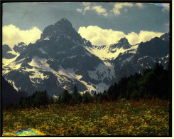 Zimba Im Rätikon  -  Große Ansichtskarte Ca. 1990    (groß) - Schruns