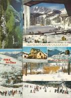 Cp , 05 , Hautes Alpes, Col De Vars, Nevache, Vars Ste Marie, La Grave,Vars Les Claux, Puy St Vincent,  LOT DE 9 CP Du 0 - Postcards