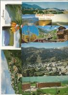 Cp , 05 , Hautes Alpes, Saint Veran, Arvieux , Chorges, Serre Ponçon., Chantemerle, Superdevoluy... LOT DE 9 CP Du 05 - Postcards