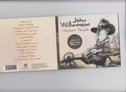 John Williamson - Honest People - Aktuelle Original CD - Country & Folk
