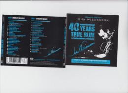 John Williamson - 40 Years True Blue 2 Original CDs - 35 Titel Mit Top Musikern - Country & Folk