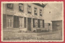 "Durbuy - Restaurant / Pension "" Au  Vieux Durbuy ""  ( Voir Verso ) - Durbuy"
